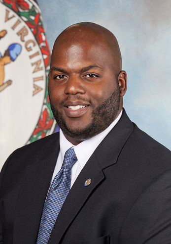 Portrait of Deputy Secretary of Public Safety and Homeland Security Curtis Brown